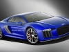 Audi R8 by Theophilus Chin