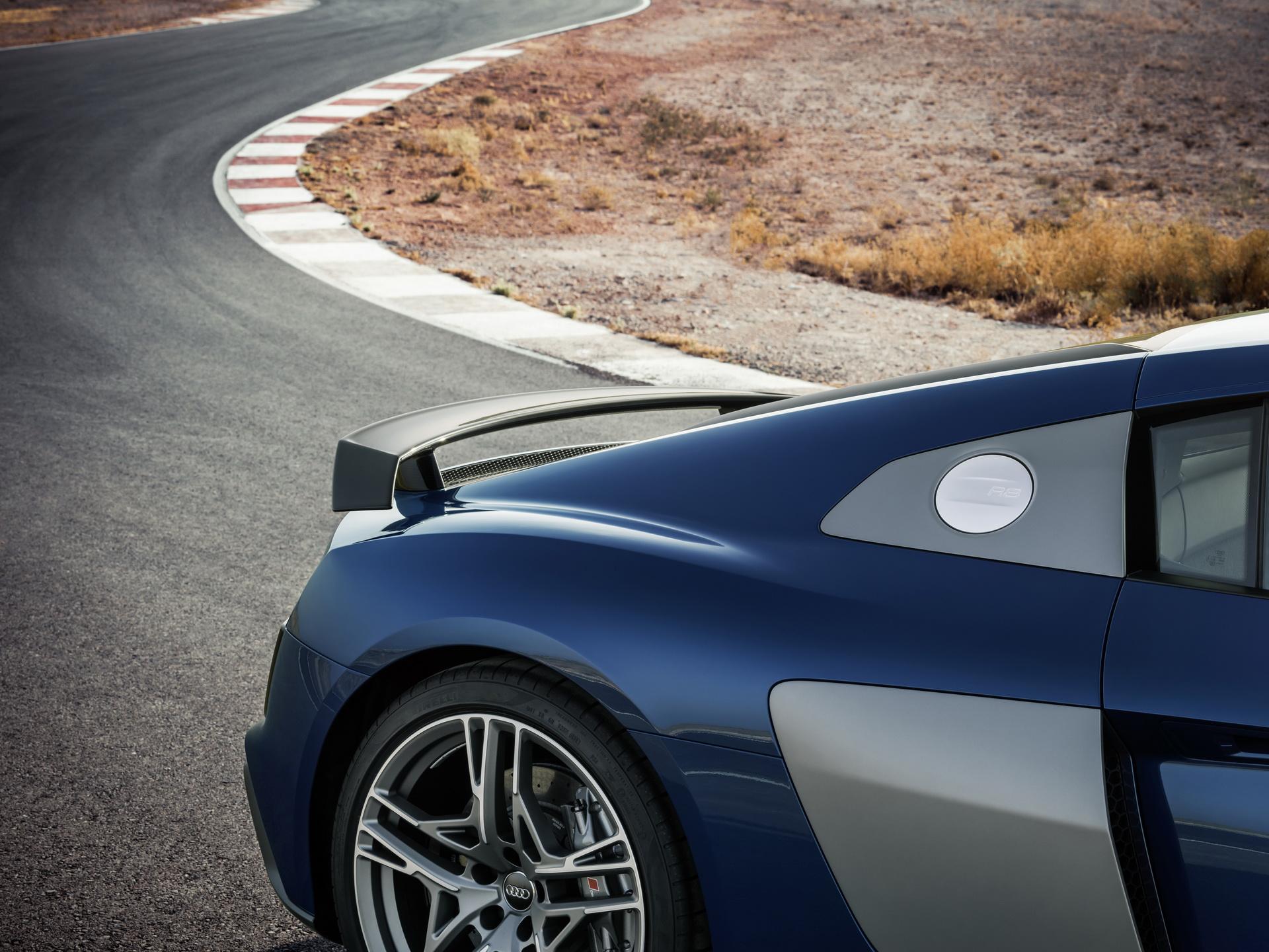 Audi R8 Coupe e R8 Spyder 2019