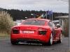 Audi R8 e-tron foto spia aprile 2012