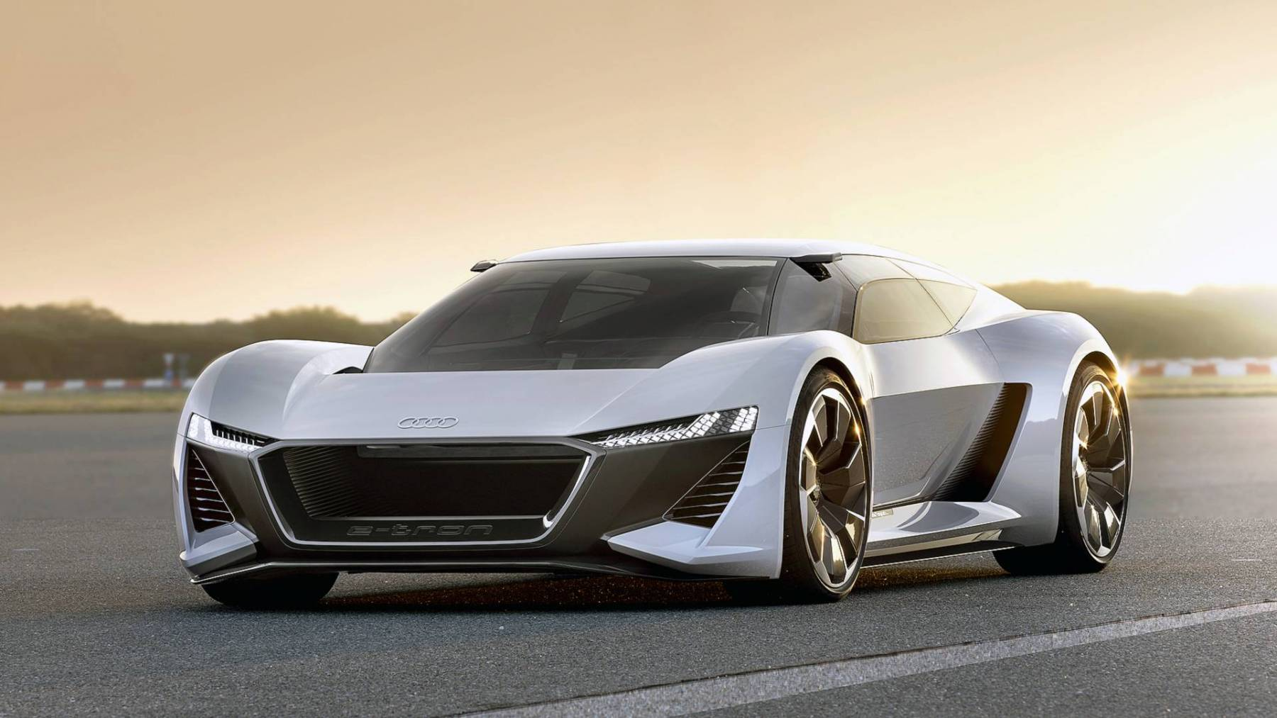 Audi R8 elettrica