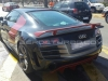 Audi R8 GT - Incidente Johannesburg