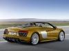 Audi R8 MY 2015 render Spyder