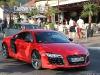 Audi R8 restyling 2013 dal vivo