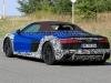 Audi R8 Spyder foto spia 22 settembre 2018