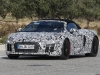 Audi R8 Spyder MY 2017 - Foto spia 18-11-2015