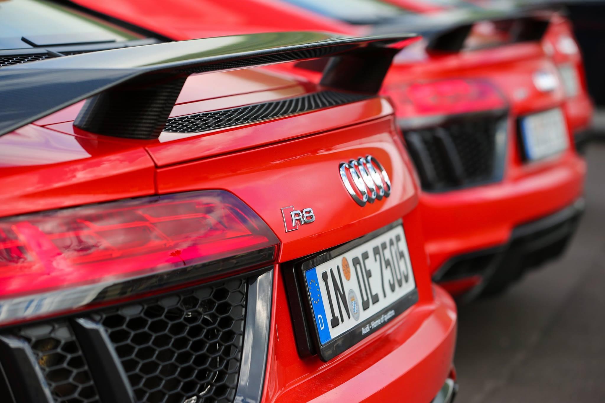 Audi R8 Tour