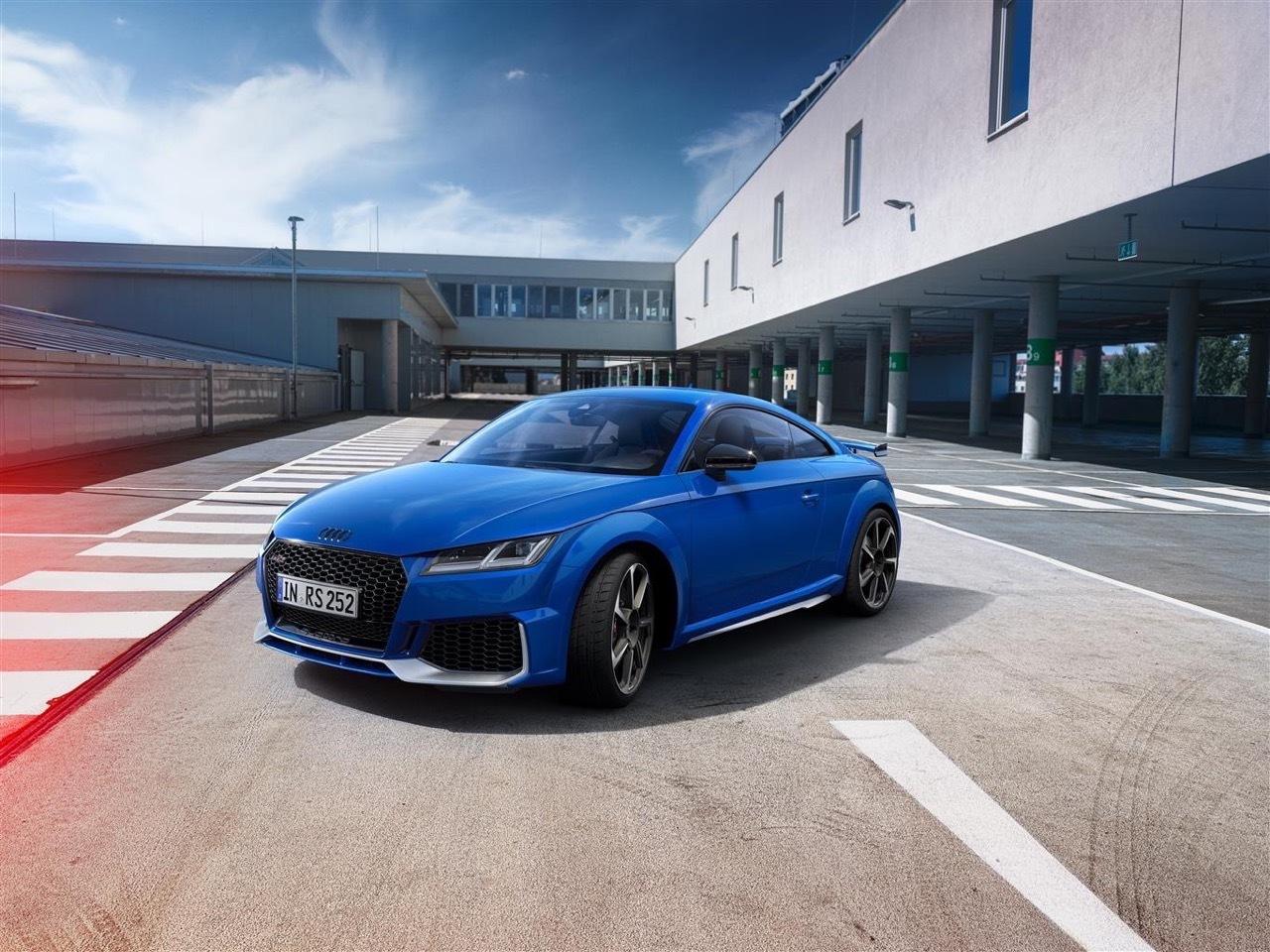 Audi RS 25th Anniversary  - Foto ufficiali