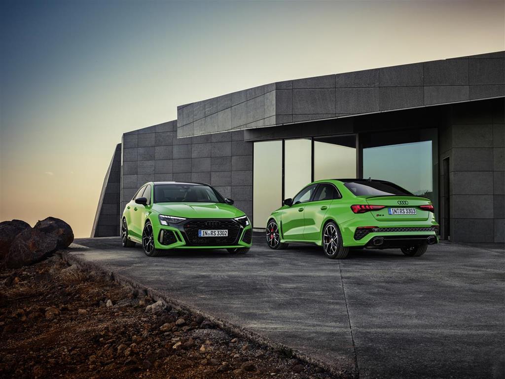 Audi RS 3 2022 - Foto ufficiali