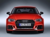 Audi RS 3 Sedan foto stampa Salone di Parigi 2016