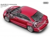 Audi RS 3 Sedan foto stampa Salone di Parigi 2016