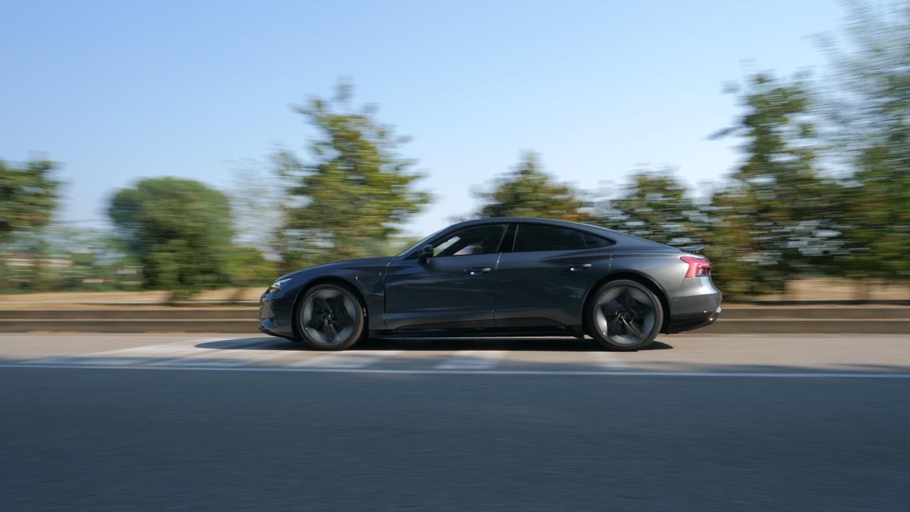 Audi RS e-tron GT - Come Va