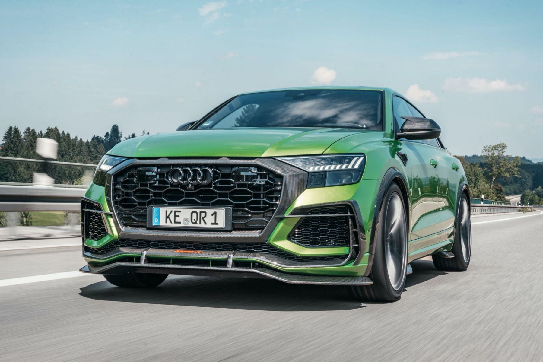 Audi RS Q8 - Tuning  ABT RSQ8-R