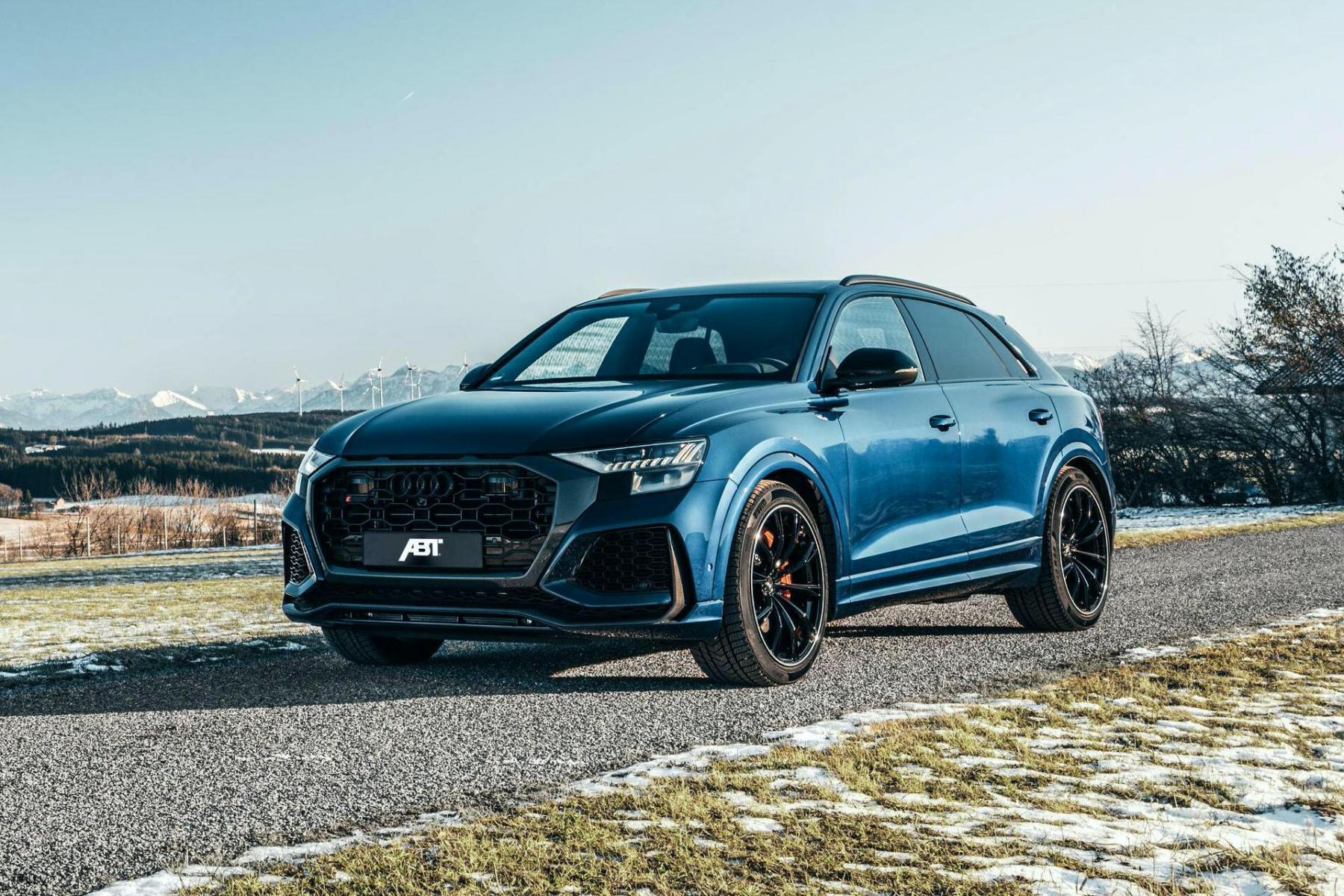 Audi RS Q8 - Tuning ABT