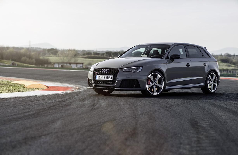 Audi RS3 Sportback 2015