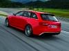 Audi RS4 Avant 2012 nuove immagini