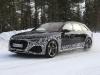 Audi RS4 Avant foto spia 13 marzo 2019