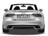 Audi RS5 Cabriolet bozzetti