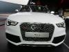 Audi RS5 Cabriolet - Salone di Parigi 2012