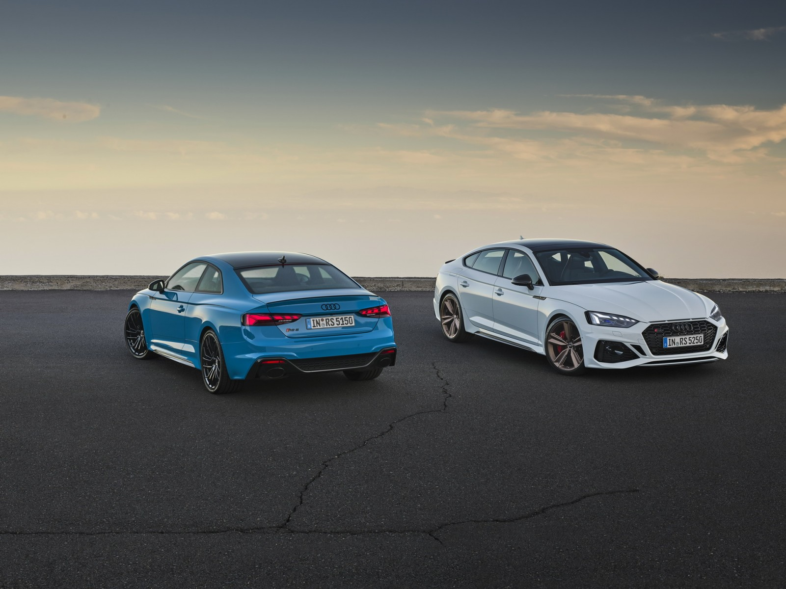 Audi RS5 Coupe e Sportback 2020