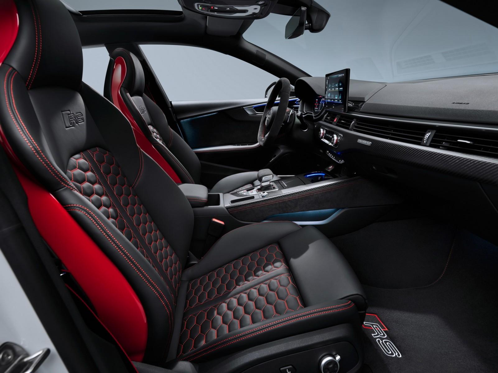 Audi RS5 Coupe e Sportback 2020
