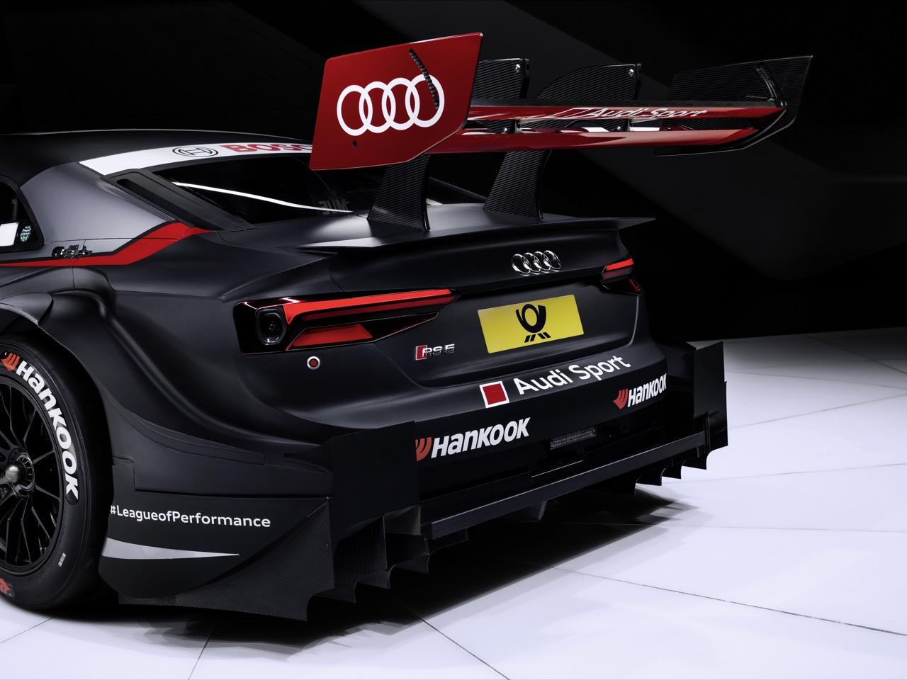 Audi RS5 DTM - Salone di Ginevra 2017