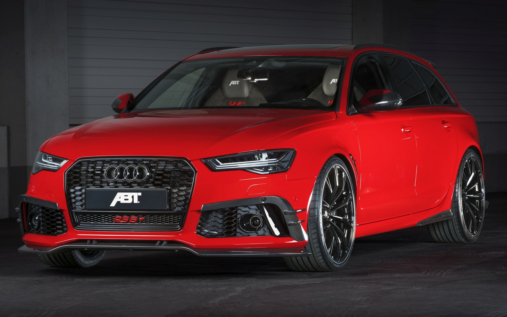 Audi RS6 Avant by ABT 2017