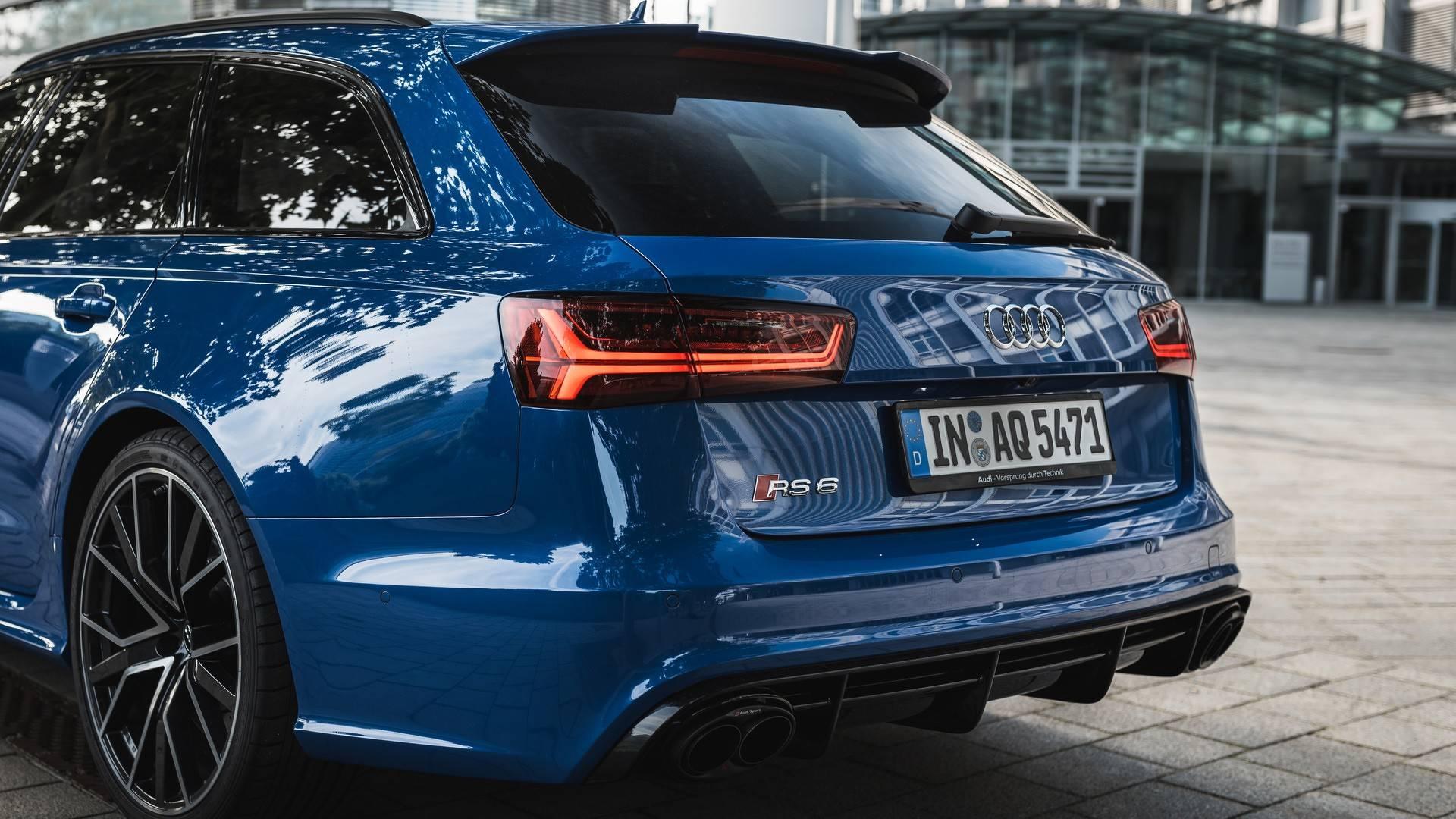Audi RS6 Avant Performance Nogaro Edition