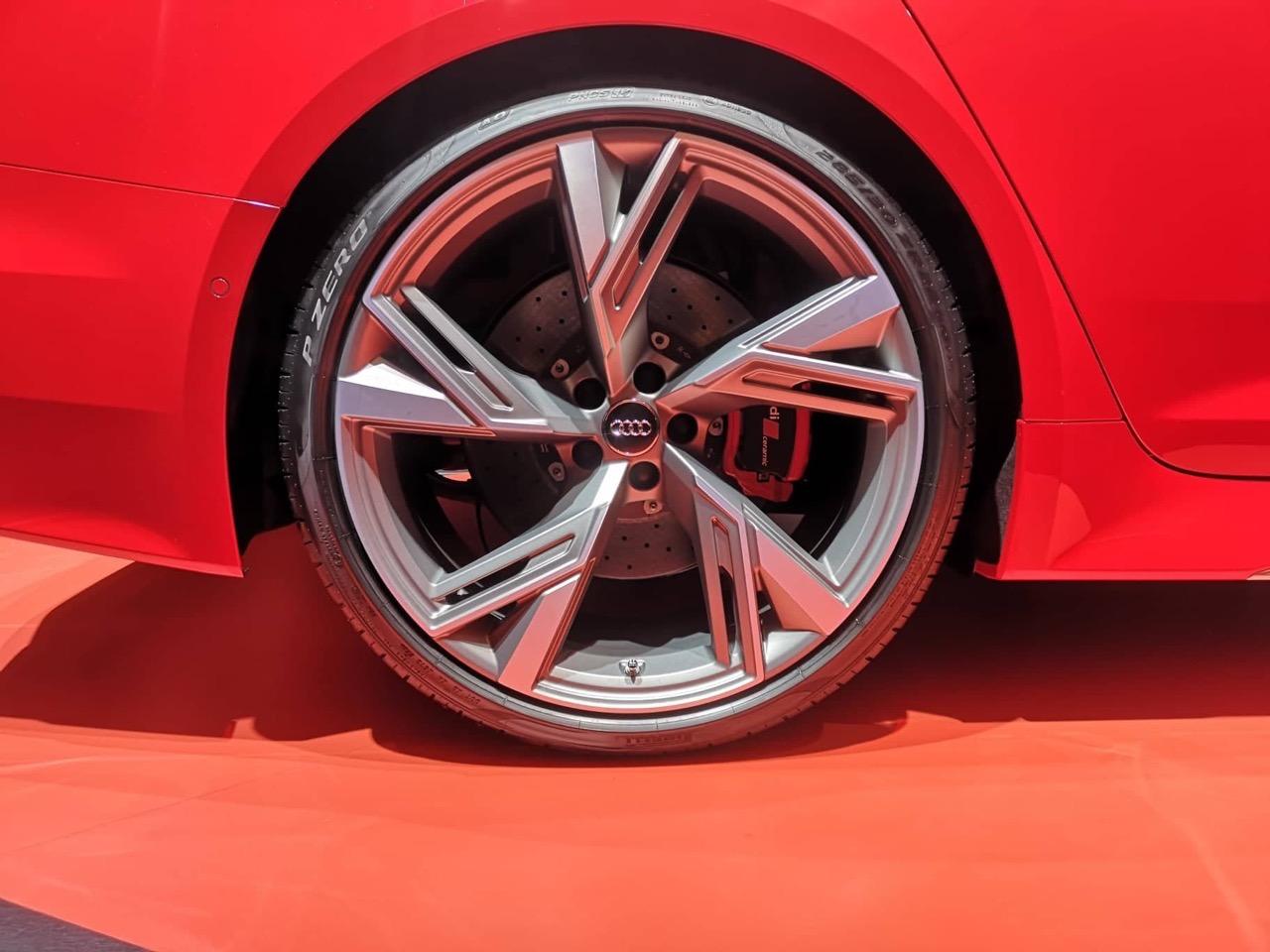 Audi RS6 Avant - Salone di Francoforte 2019