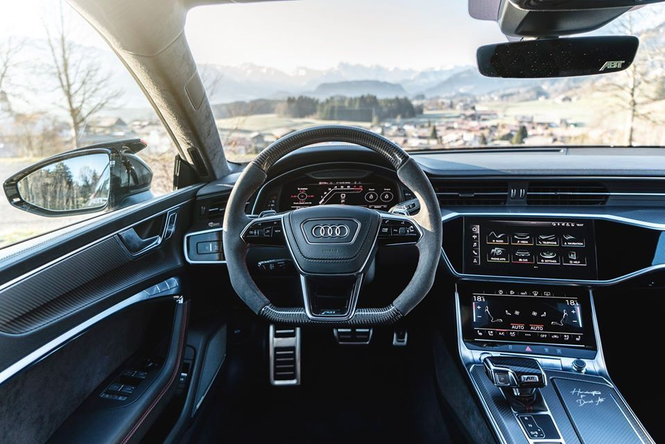 Audi RS7-R Sportback 2020 ABT