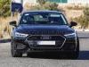 Audi RS7 Sportback 2019 muletto - Foto spia 24-11-2017