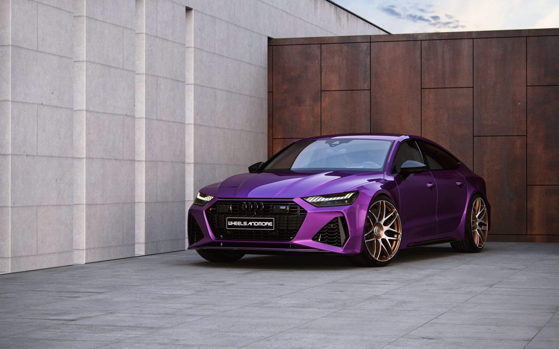 Audi RS7 Wheelsandmore