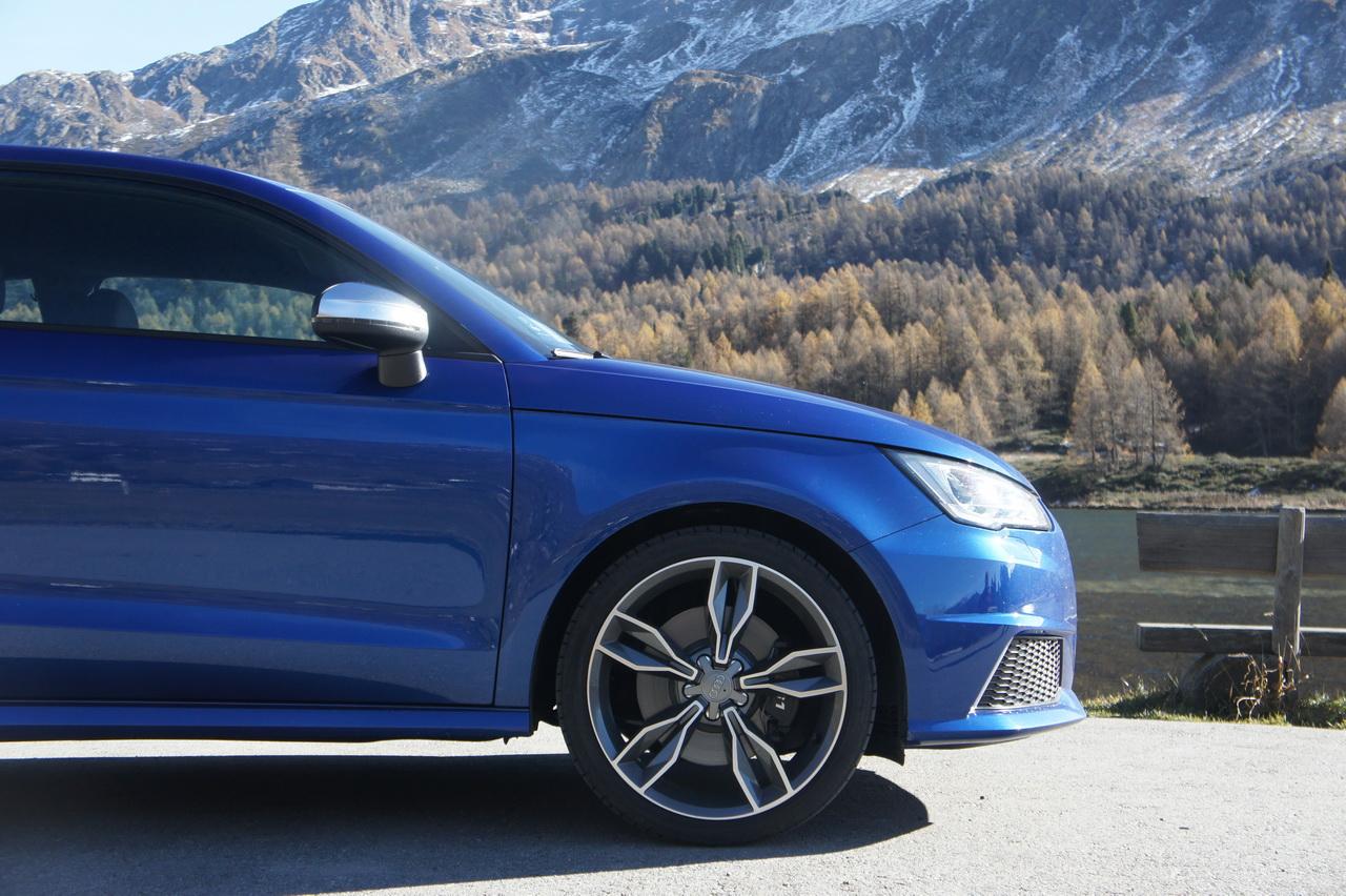Audi S1 Prova Su Strada 2014 Foto 68 Di 107