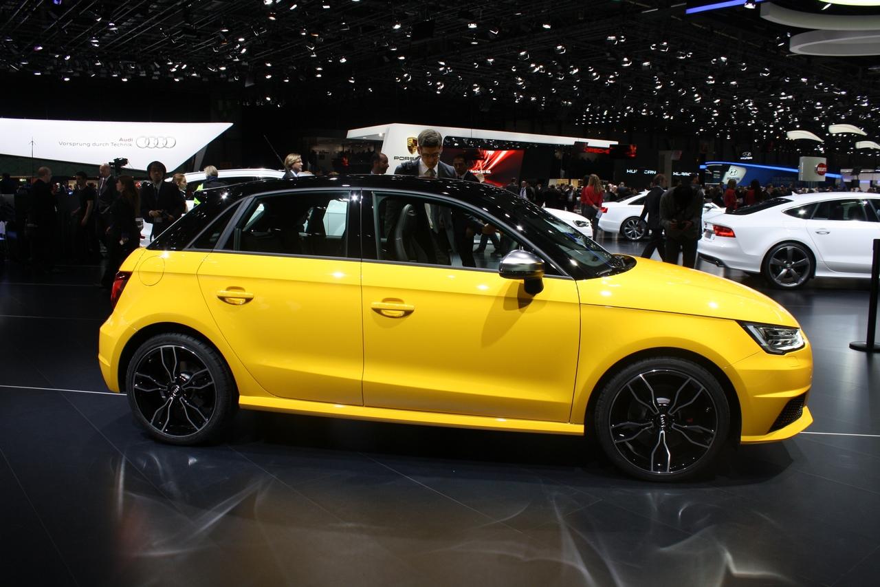 Audi S1 Salone Di Ginevra 2014 Foto 15 Di 20