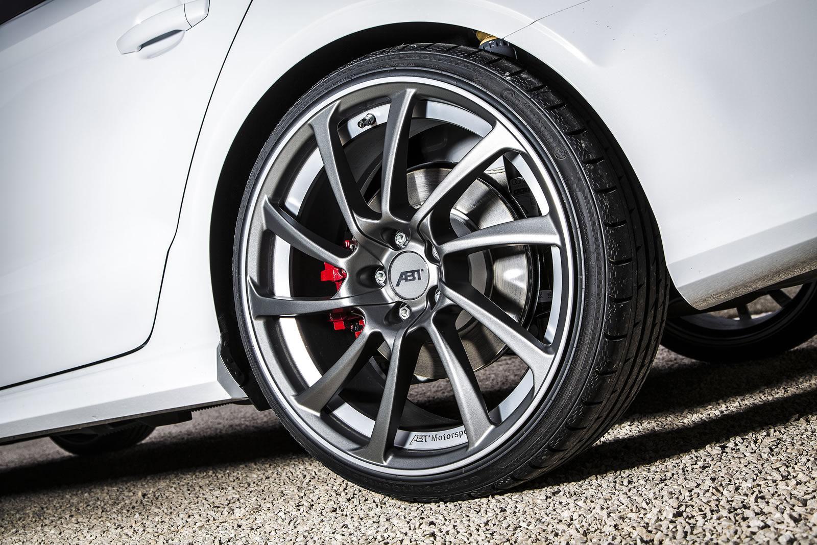 Audi S3 berlina ABT