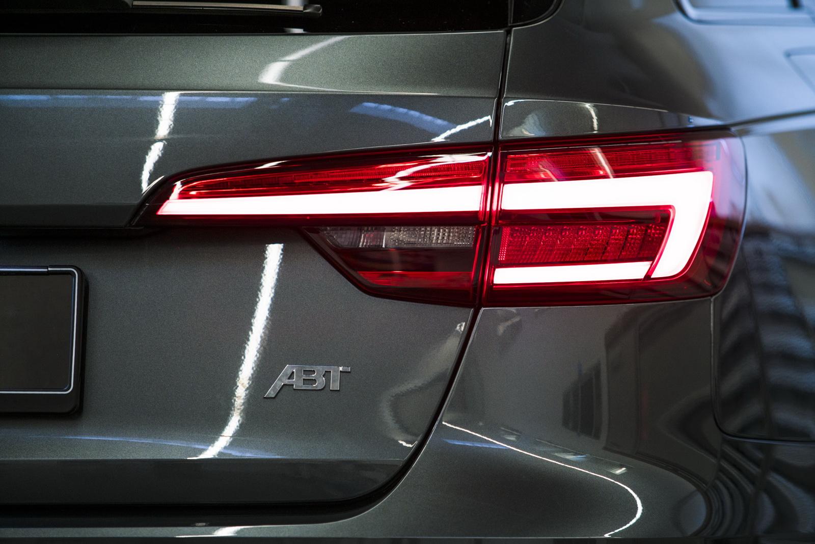 Audi S4 Avant B9 ABT Tuning - 2/9