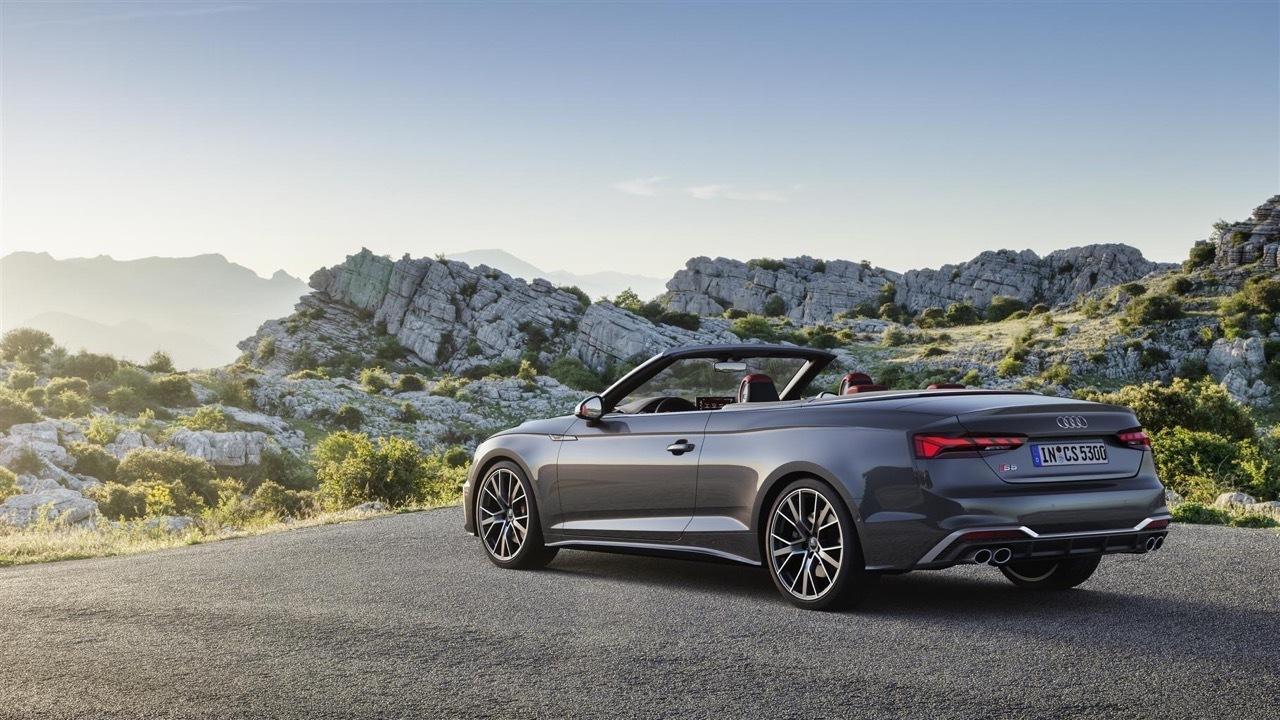 Audi S5 2020 - Foto ufficiali