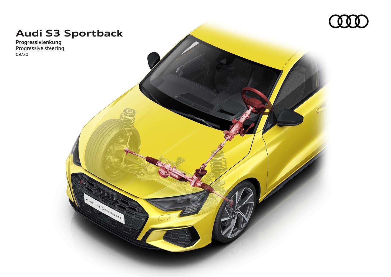 Audi - Sistemi di sterzo