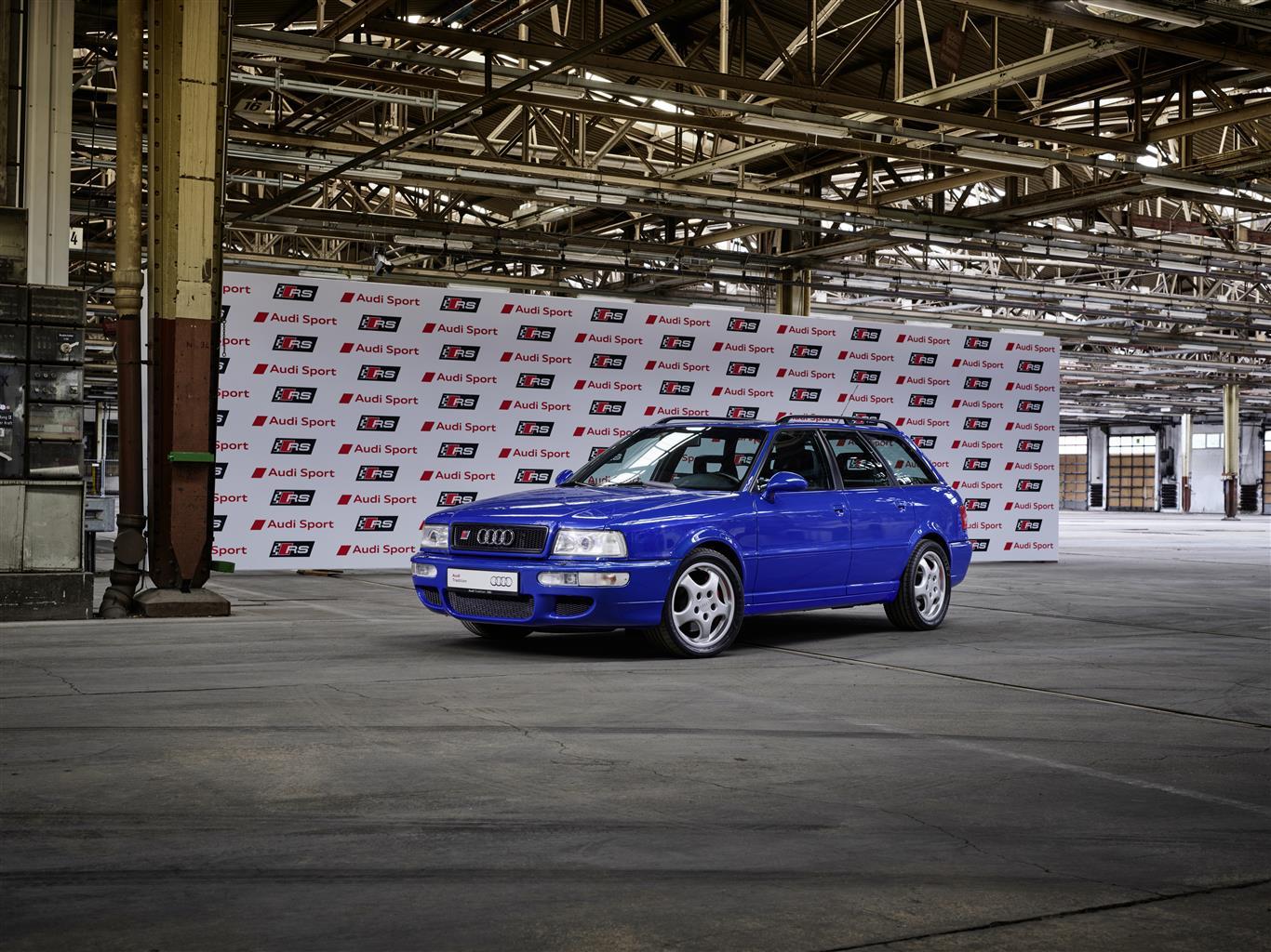 Audi Sport - 25 anni
