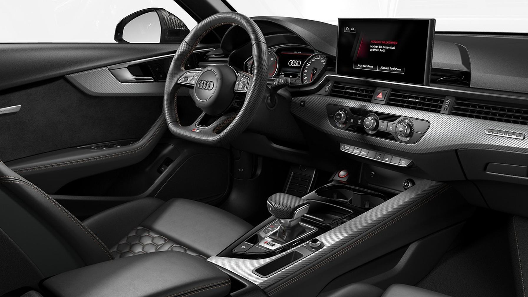 Audi Sport - Dotazioni MY 2021