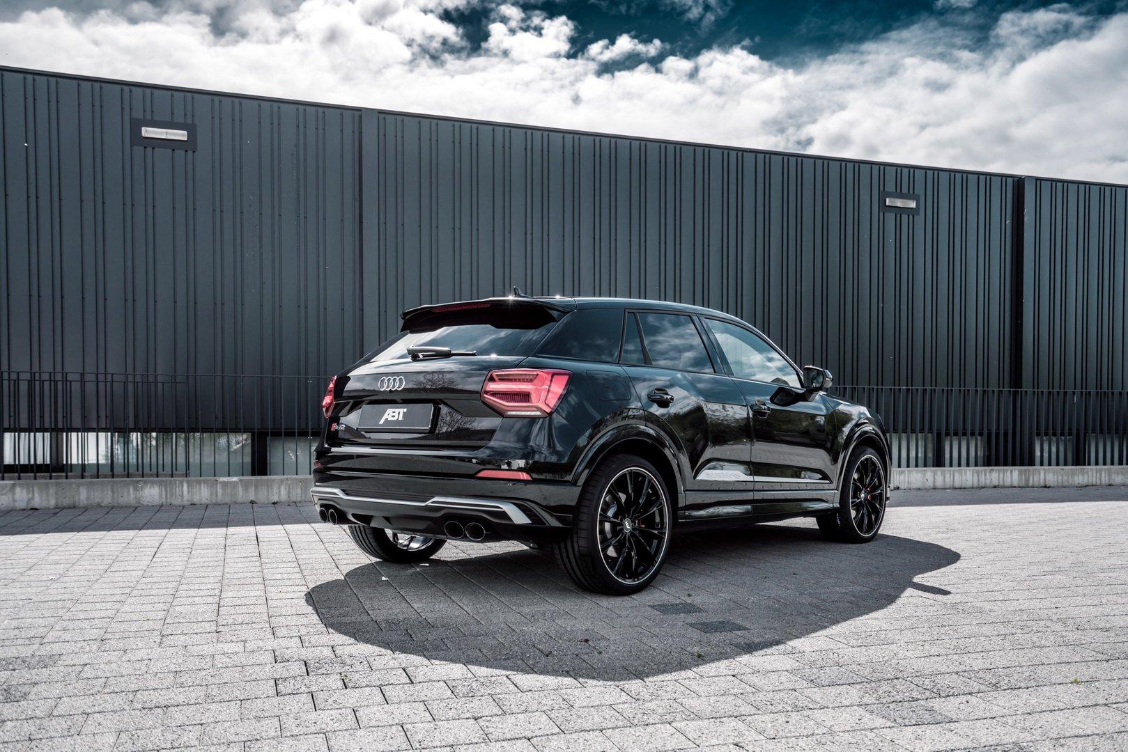 Audi SQ2 ABT Sportsline