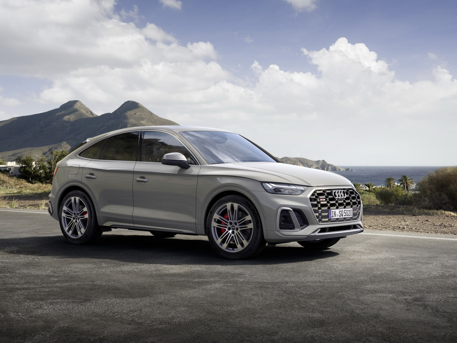 Audi SQ5 Sportback 2021