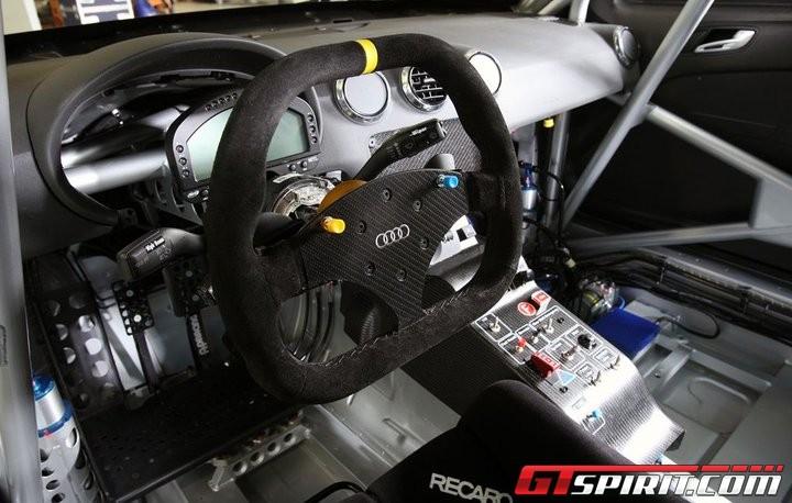 Audi TTRS Endurance