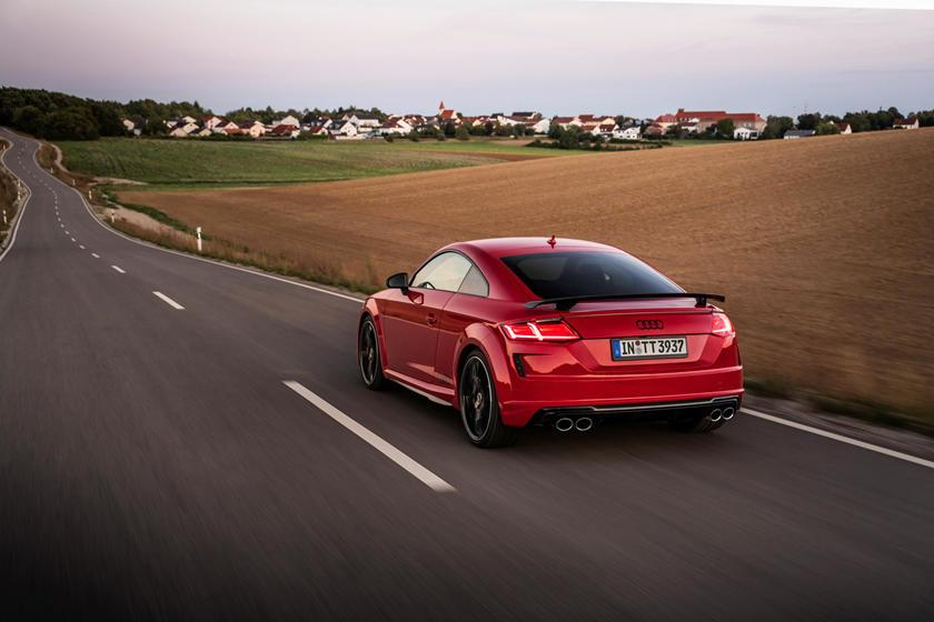 Audi TTS Competition Plus 2021 - gallery