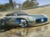 Auto classiche in era elettrica - Rendering