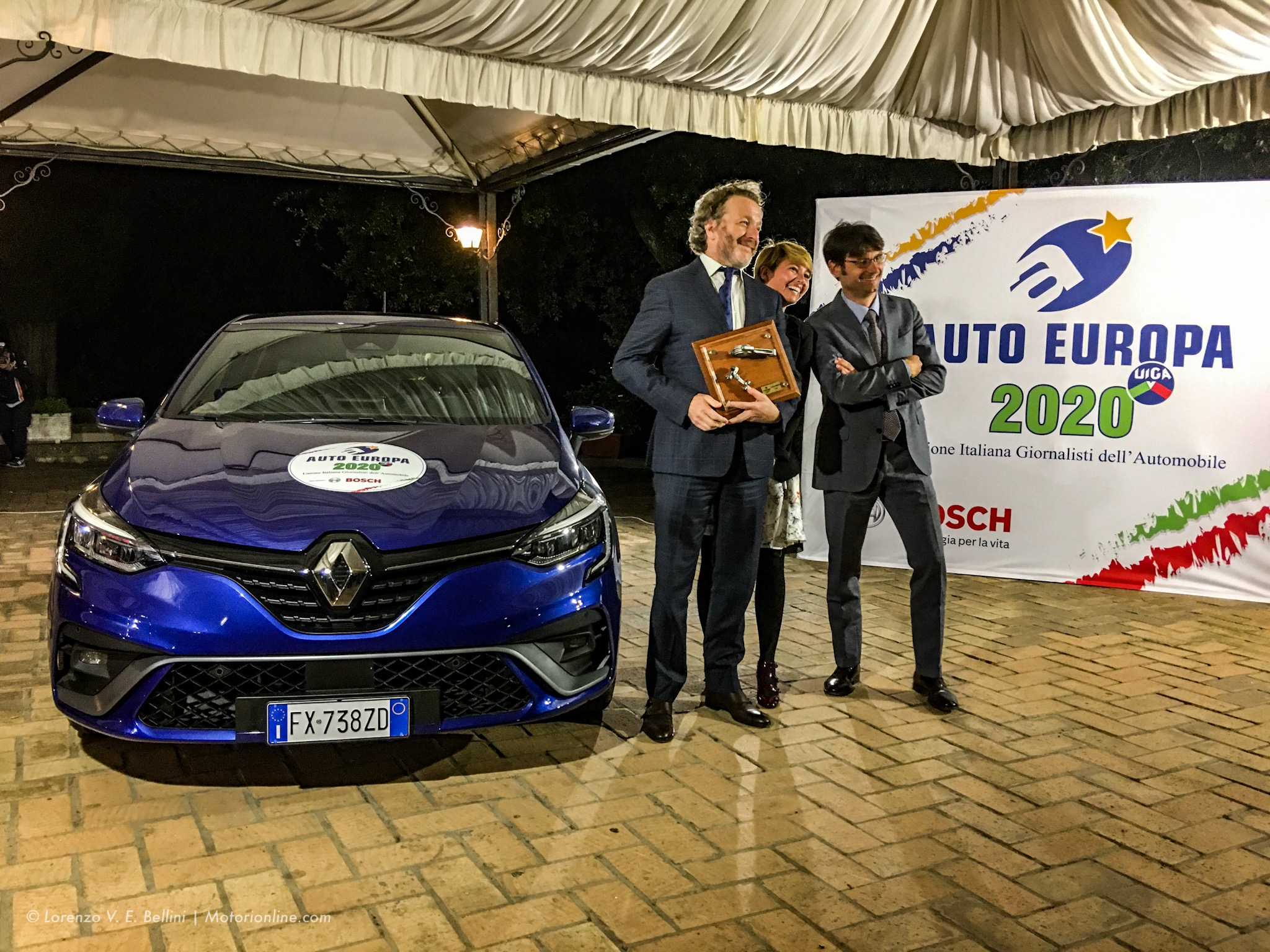 Auto Europa 2020