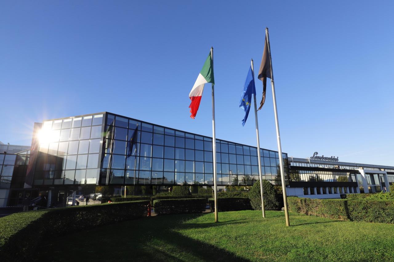 Automobili Lamborghini - Top Employer Italia 2018