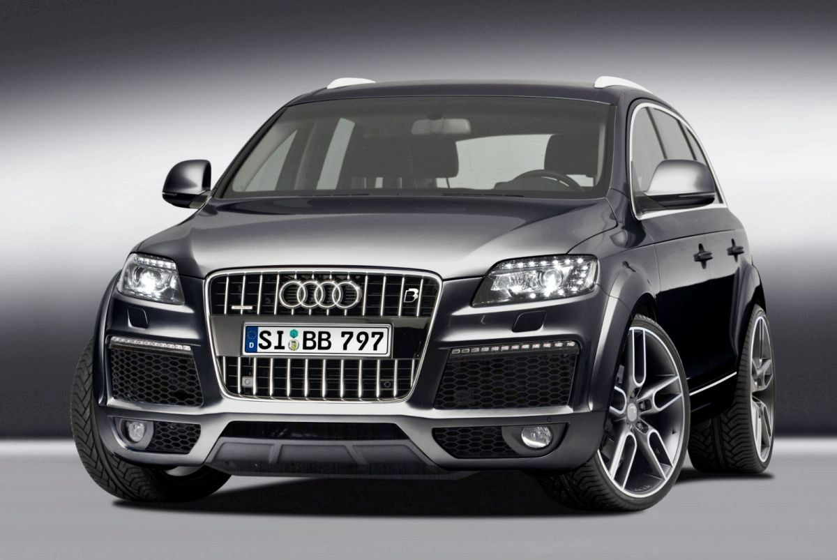 BB Audi Q - Audi a 9