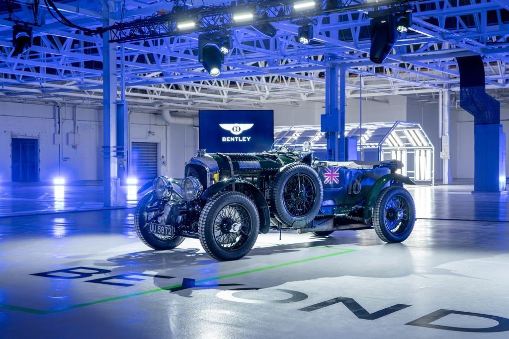 Bentley - Beyond100