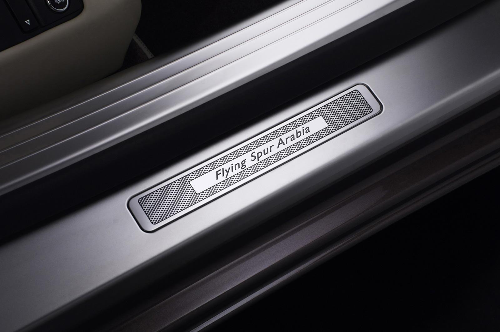 Bentley Continental Flying Spur Arabia