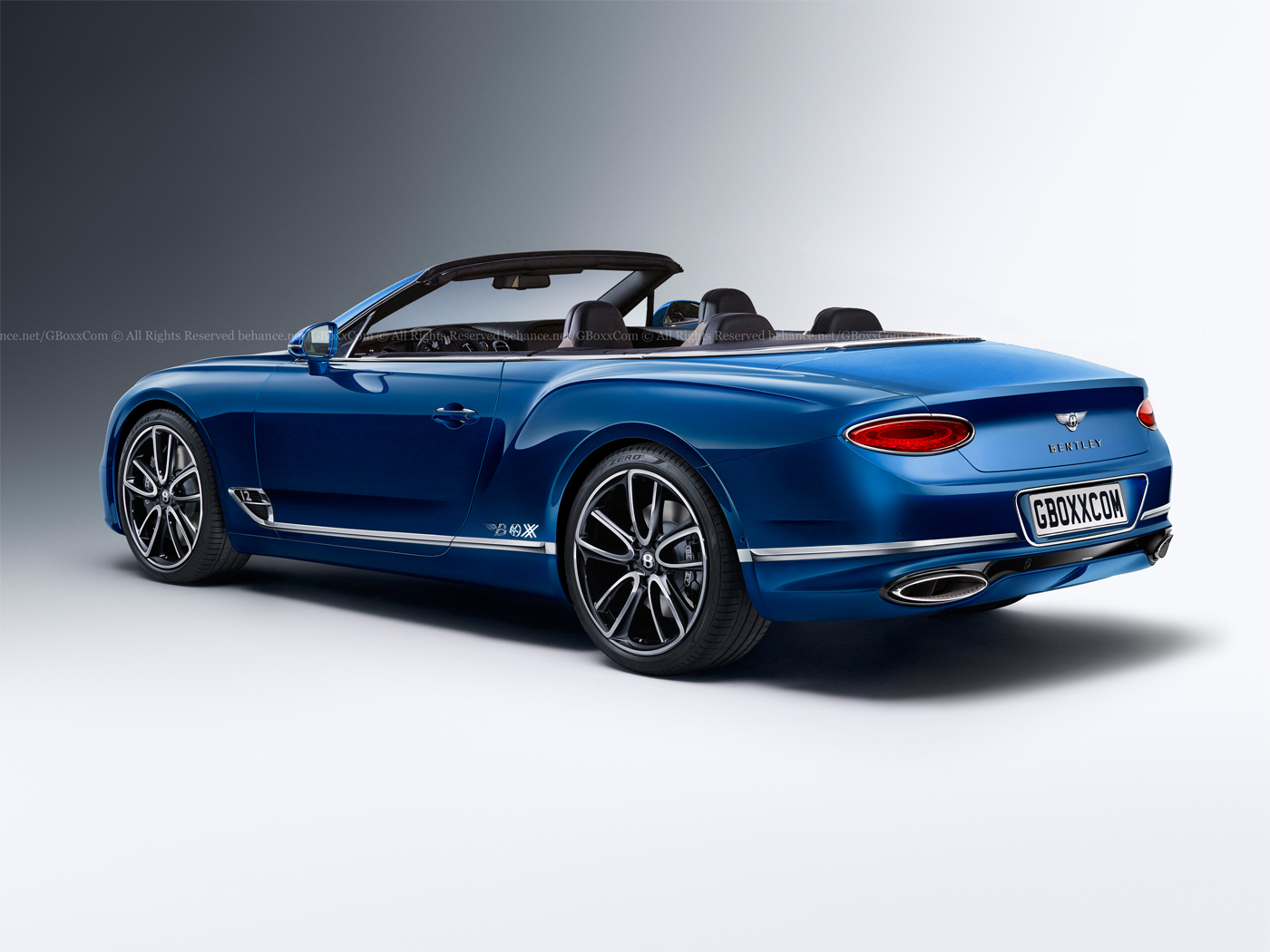 Bentley Continental GT Cabriolet